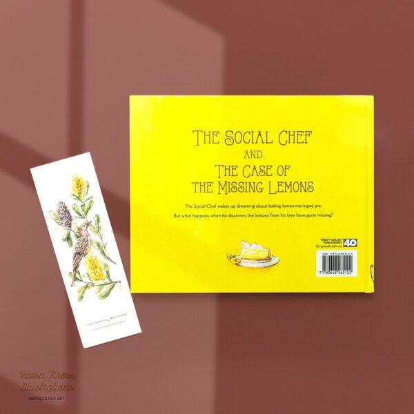 Missing Lemons Book